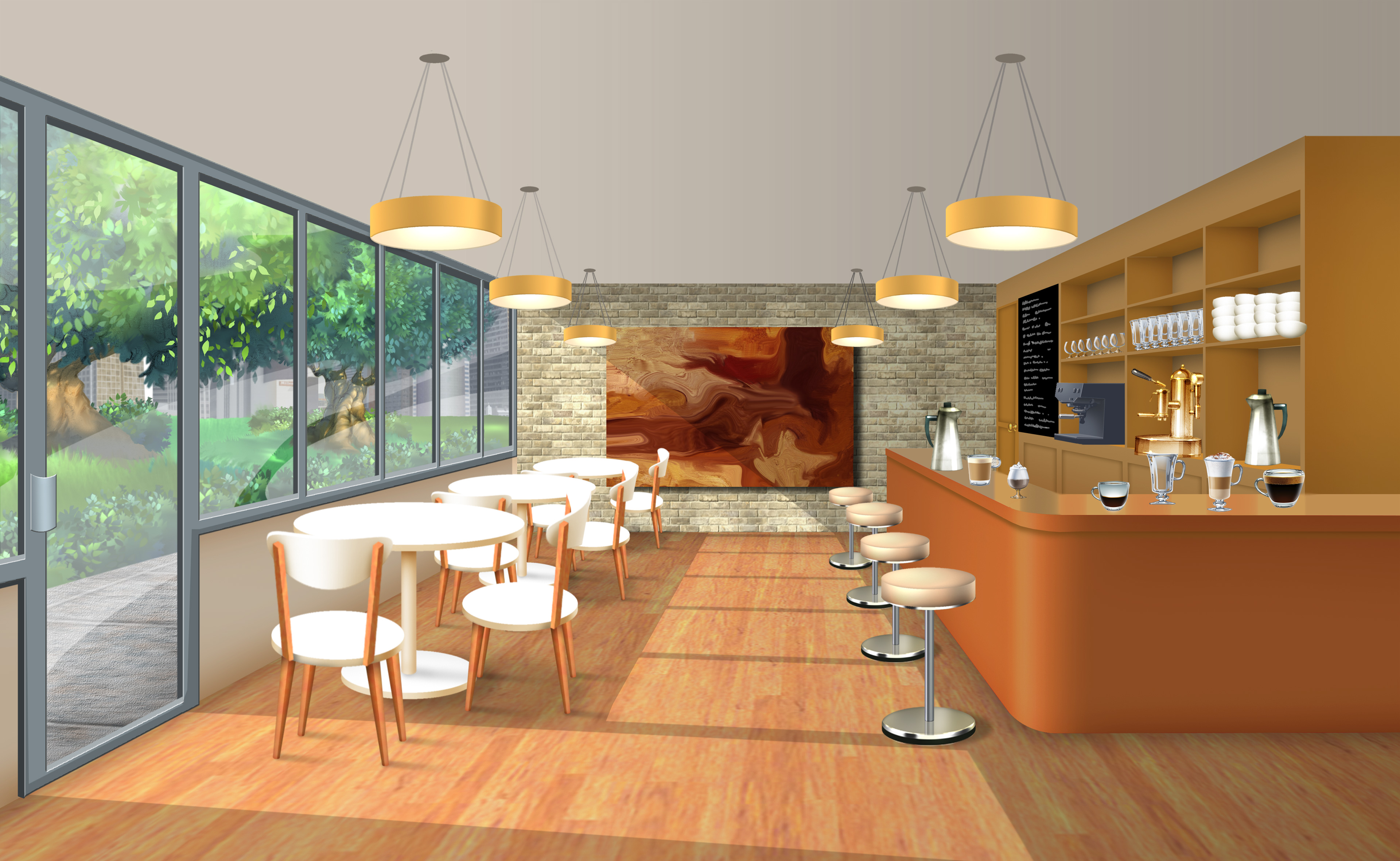 Introducing the Coffee Shop